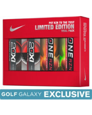 Nike RZN Limited Edition Trial Pack Golf Balls - 12 Pack