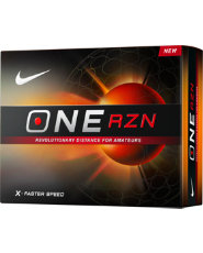 Nike One RZN X Golf Balls - 12 Pack (Personalized)