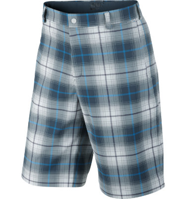 Nike Men's Golf Plaid Short