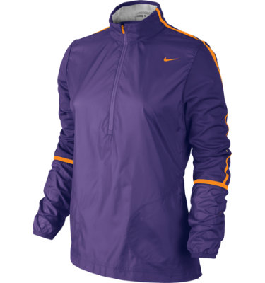 Nike Women's Windproof ½-Zip Long Sleeve Jacket
