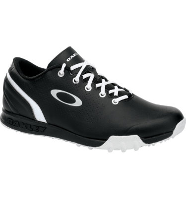 Oakley Men's Ripcord Golf Shoe - Black/White