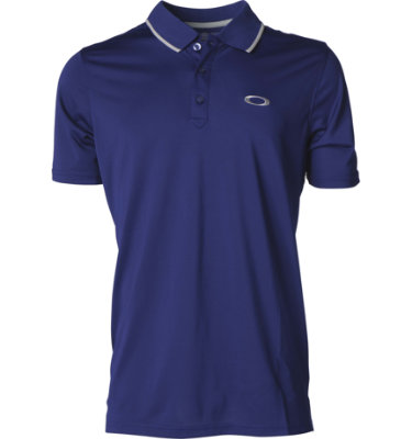 Oakley Men's Standard Solid Short Sleeve Polo