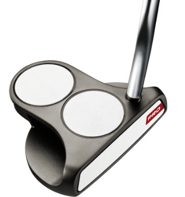 Odyssey Men's White Hot Pro 2-Ball Putter