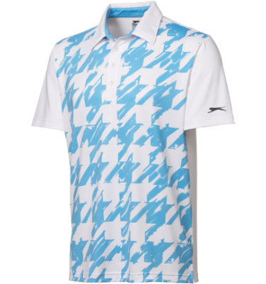 Slazenger Men's Action Short Sleeve Polo