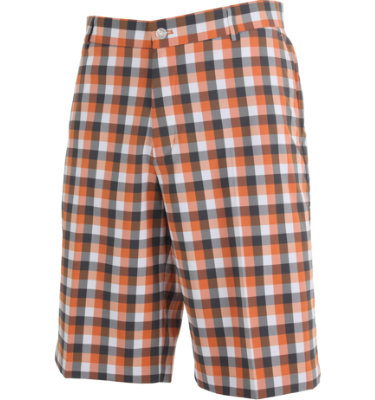 Slazenger Men's Filey Plaid Short