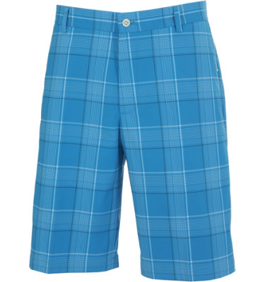 Slazenger Men's Battle Plaid Short