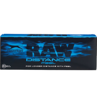 Slazenger Raw Distance Feel Golf Balls - 24 Pack