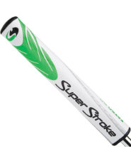 SuperStroke Fatso 5.0 Grip - Lime/White