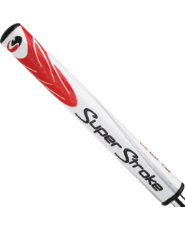 SuperStroke Slim Lite 3.0 Grip - Red/White
