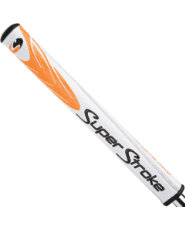 SuperStroke Mid Slim 2.0 Grip - Orange/White