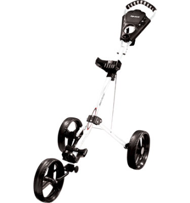 Top Flite Premium 3-Wheel Collapsible Push Cart