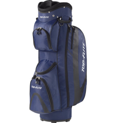 Top Flite Men's Lightweight Cart Bag