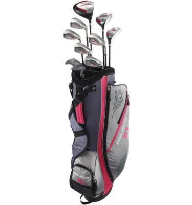 Top Flite Women's XL Full Graphite Complete Set