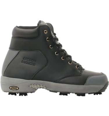 Oregon Mudders Men's 6-Inch Winter Golf Boot - Black