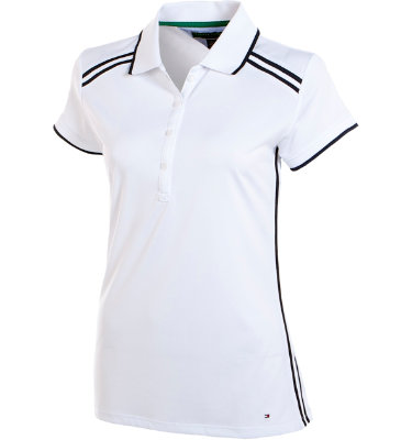 Tommy Hilfiger Women's Trudy Short Sleeve Polo