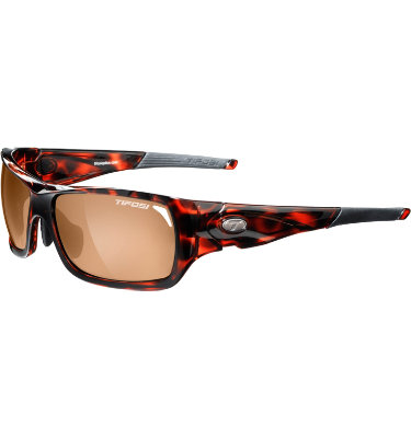 Tifosi Men's Duro Sunglasses - Tortoise Frame/Interchangeable Lenses