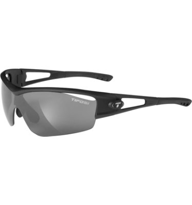 Tifosi Men's Logic Sunglasses - Matte Black Frame/Interchangeable Lenses