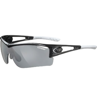 Tifosi Men's Logic XL Sunglasses - Race Silver Frame/Interchangable Lenses