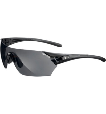 Tifosi Men's Podium Sunglasses - Matte Black Frame/Interchangeable Lenses