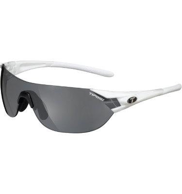 Tifosi Men's Podium S Sunglasses - Pearl White Frame/Interchangeable Lenses