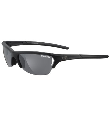 Tifosi Men's Radius Sunglasses - Matte Black Frame/Interchangeable Lenses