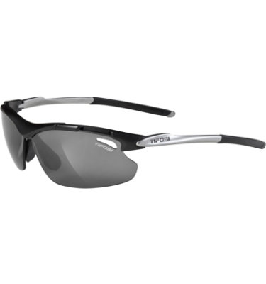 Tifosi Men's Tyrant Sunglasses - Matte Black Frame/Interchangeable Lenses