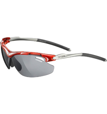 Tifosi Men's Tyrant Sunglasses - Metallic Red Frame/Interchangeable Lenses