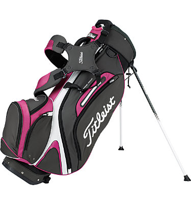 Titleist Women's Lightweight Full Featured Stand Bag