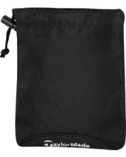 TaylorMade Performance Valuables Pouch - Black