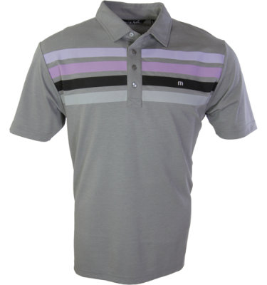 Travis Mathew Men's Wilson Short Sleeve Polo