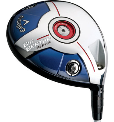 Callaway Men's Big Bertha Alpha Driver
