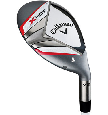 Callaway Men's X Hot N14 Hybrid