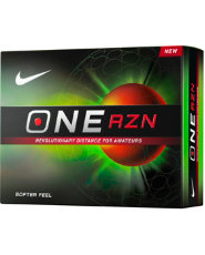 Nike One RZN Golf Balls - 12 Pack