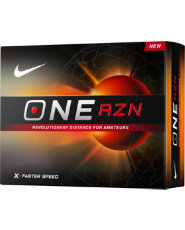 Nike One RZN X Golf Balls - 12 Pack