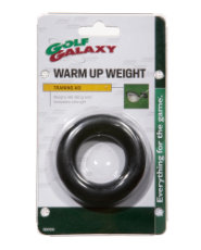 Golf Galaxy Warm Up Weight