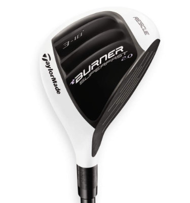 TaylorMade Women's Burner SuperFast 2.0 Rescue