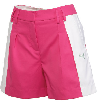 PUMA Women's Golf Colorblock Short