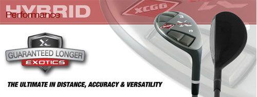 Tour Edge Pro Exotics XCG6 Hybrid