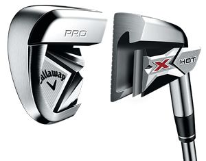X Hot Pro Irons