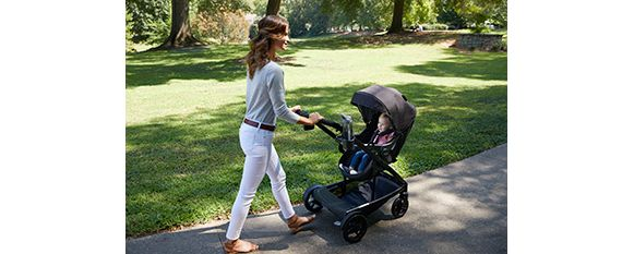 Stroller Handles without Bags
