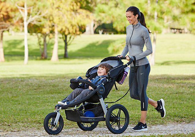 Stroller Safety Tips