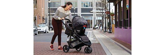 Mom with Modes™ 3 Light Travel System