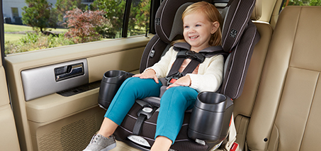 3-in-1 Car Seats