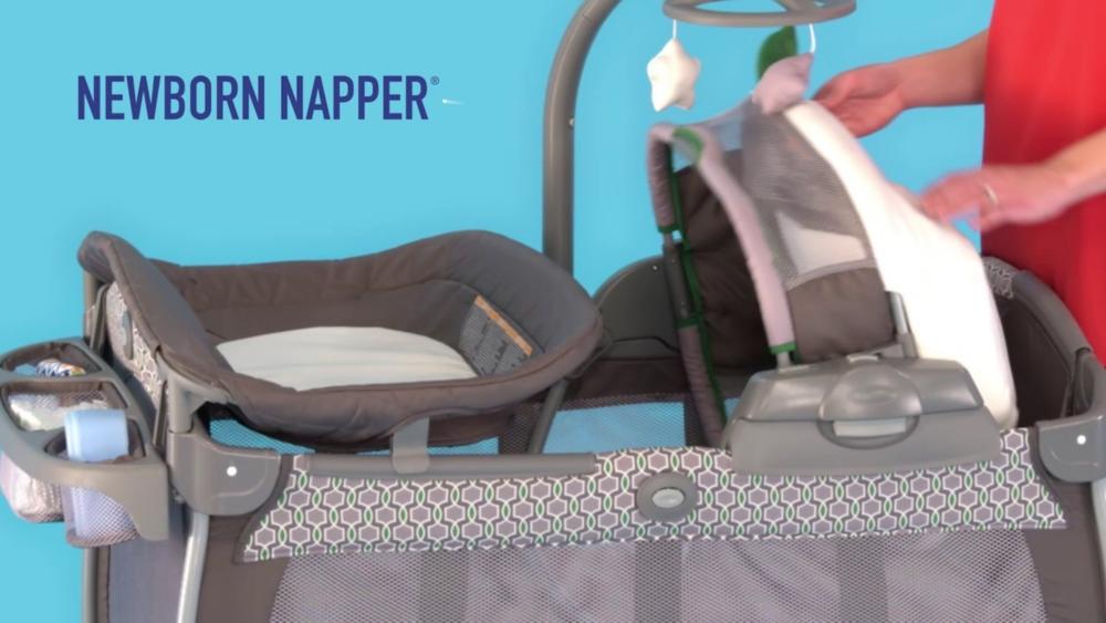 Napper Pack n Play Pack 'n Play® Playard With