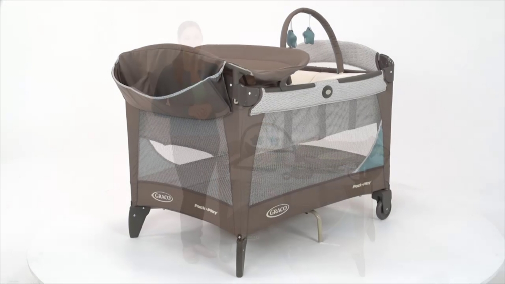 graco pack n play changing table assembly 2