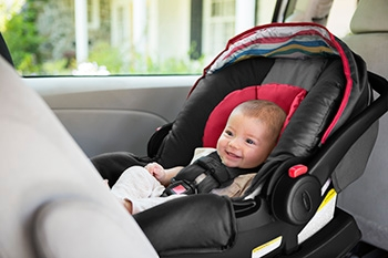 How To Keep Your Baby Happy In A Rear Facing Car Seat Graco