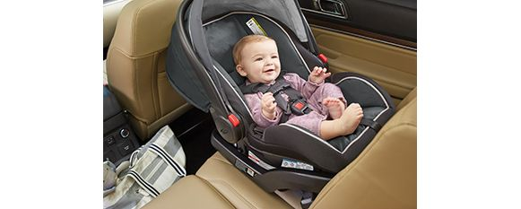 When To Switch Your Child A Forward Facing Car Seat