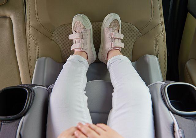 Baby Car Seat Milestones