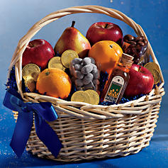 Celebration Basket :  hanukkah decorations hanukkah