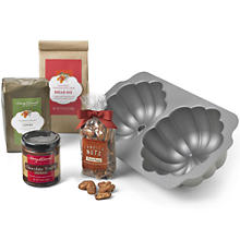 Pumpkin Bake Pan Gift Set